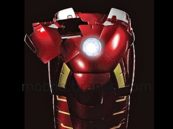 Get an Iron Man Suit for your iPhone 5